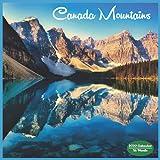 Canada Mountains Calendar 2022: 16 Month Squire Calendar 2022