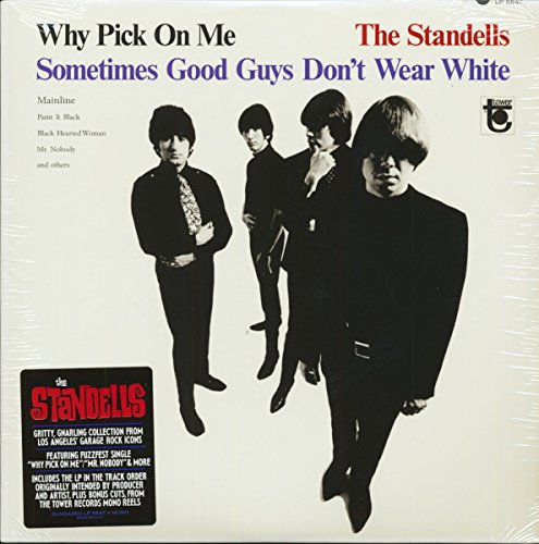 Why Pick on Me-Sometimes Good Guys Don'T Wear Wh [Vinyl LP]