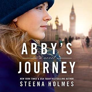Abby's Journey audiobook cover art