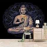 Papeles Pintados De Pared 200X150cm Buda Fotos Papeles De Pared 3D Sala De Estar Dormitorio Decoración Foto Papel De Pared Mural