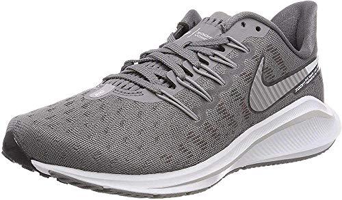Nike Wmns Air Zoom Vomero 14, Zapatillas de Running Mujer, Negro...