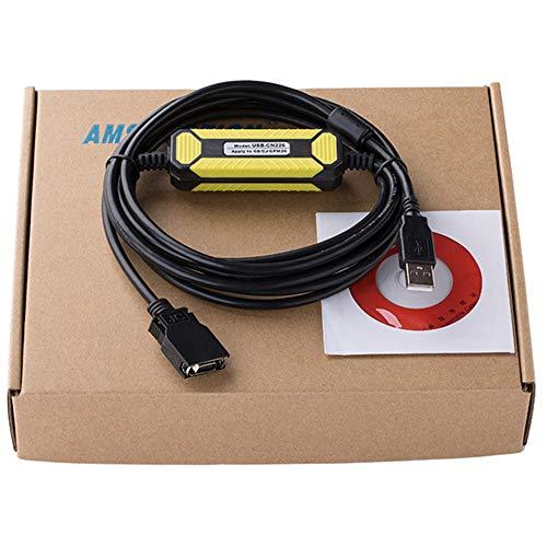 Omron programming set PLC set USB CS1W-CN226 USB-CIF02 USB-C200HS-CN220-EU