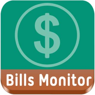 Bills Monitor for Kindle