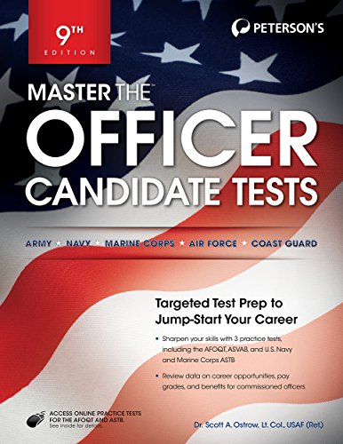 Master the Officer Candidate Tests (English Edition)