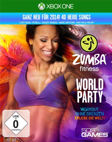 Zumba Fitness World Party - [Xbox One]