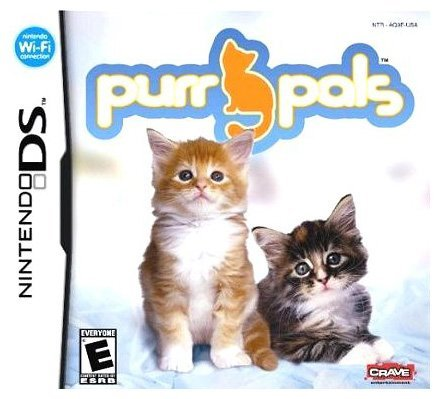 Purr Pals - Nintendo Large-scale sale Translated DS