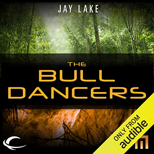 Couverture de The Bull Dancers