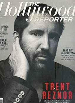Hollywood Reporter Trent Reznor Nine Inch Nails Brad Pitt Moneyball December 2011