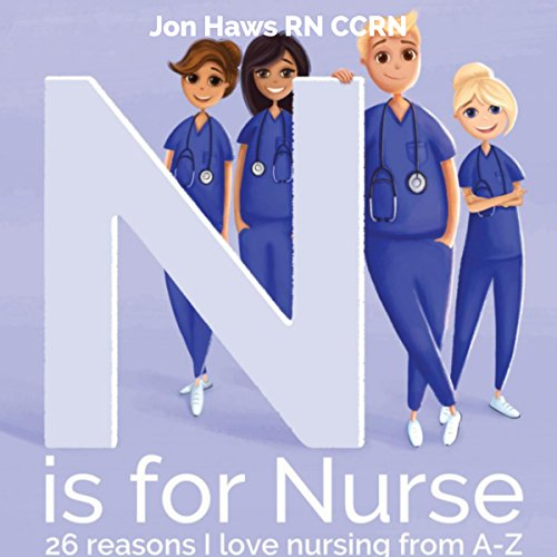 N Is for Nurse  By  cover art