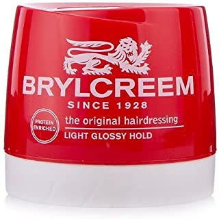 Brylcreem Original Hair Dressing Tub Standard Hair Cream 150ml Pack of 3
