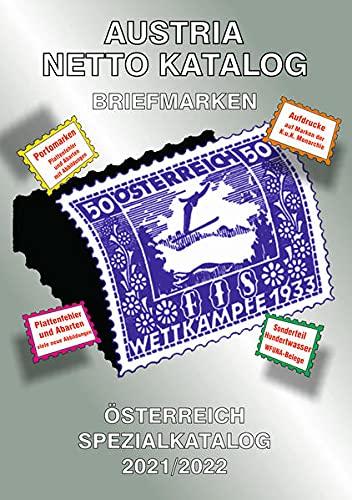 ANK-Oesterreich Spezialkatalog 2021/2022: Alle Briefmarken ab 1850 bis Ende Juni 2021