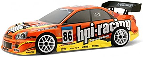 mejor precio Racing Racing Racing hpi Impreza Cuerpo (200mm WB255mm) 7499 (Importaciones japonesas as   El paquete y el manual   escritos en japonesas )  mas barato