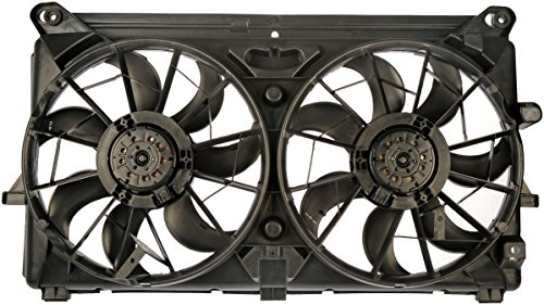 Dorman 620-654 Engine Cooling Fan Assembly for Select Cadillac / Chevrolet / GMC Models