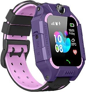 Nabi Z7 Smart Watch GPS Tracker - For Kids - Purple/Pink