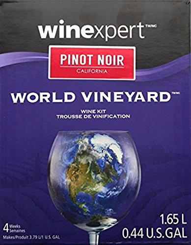 California Pinot Noir One Gallon Wine Ingredient Kit