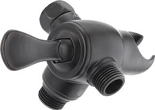 Delta Faucet U4920-RB-PK 3-Way Shower Arm Diverter with Handshower Mount, Venetian Bronze