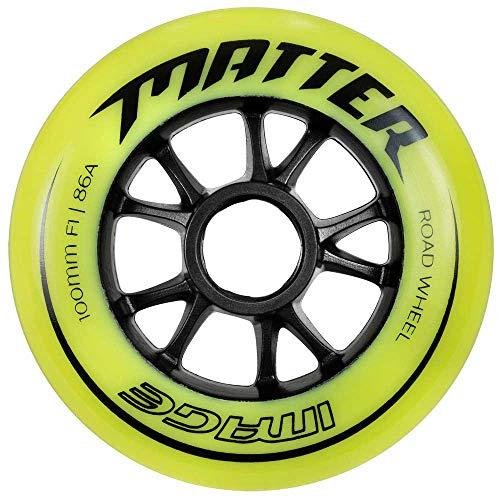 Powerslide Matter Image 90 mm F1 (86a) Speedskating-Inline-Skate-Rolle