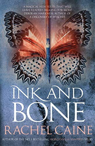 Ink and Bone (Novels of the Great Library)