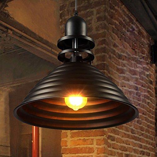 Modeen Nordic Retro Eisen Industrielle Kronleuchter Kreative Schwarz Birdhouse Schatten Gang Restaurant Treppen Pendelleuchten Innen Küche Scheune Deckenleuchte Leuchten