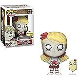 Luckly77 Wendy y Abigail Pop Figura Juegos no morirse de Hambre Exquisito de colección y...