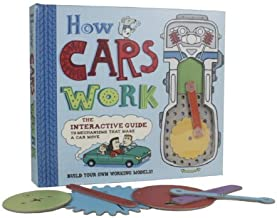 How Cars Work: The Interactive Guide to Mechanisms that Make a Car Move by Nick Arnold (12-Sep-2013) Hardcover