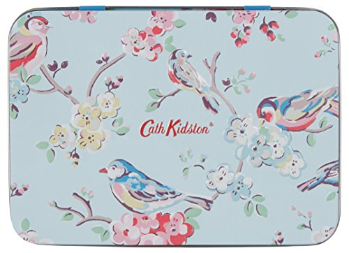 Cath Kidston Blossom Vogels Appelbloesem en Vlierbloem Hand en Lip Care Tin