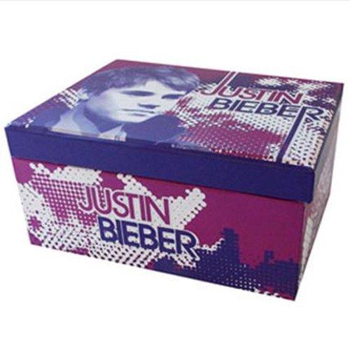 Justin Bieber - Portagioielli ionizzato, 1 misura