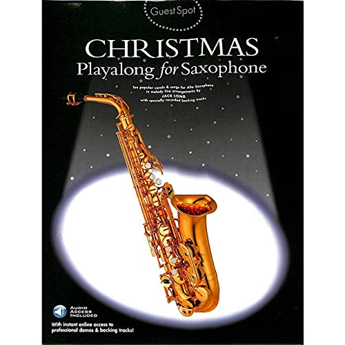 Christmas-Playa Long For Alto Saxophone-SAXOPHONE ALTO Partitions pour]
