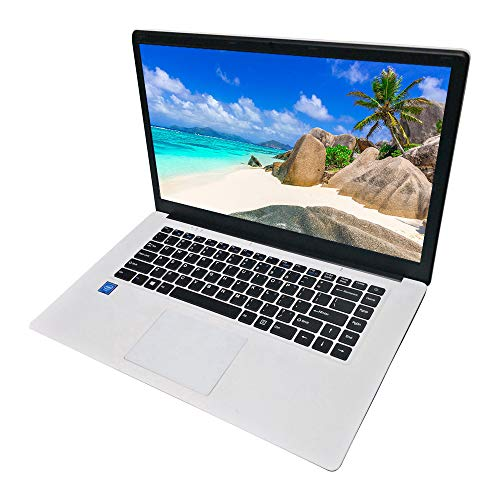 15.6 inch Laptop Computer PC Notebook, Intel CPU 4GB RAM 64GB Storage Compatible with Windows 10 Home OS, WiFi HDMI BT4.0