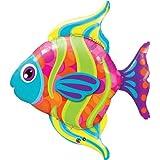 Qualatex 43' Fashionable Fish Helium Shape