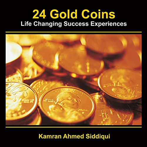 24 Gold Coins audiobook cover art