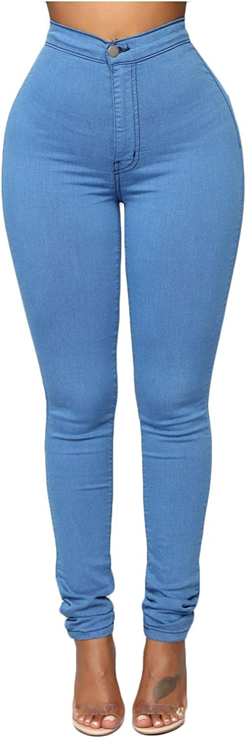 VEKDONE Jean Look Ranking TOP5 Jeggings Tights for Women Lift Butt Slimming sold out S
