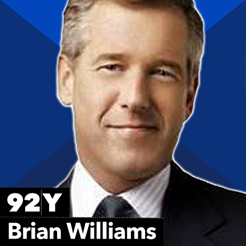 Brian Williams with Jonathan Tisch audiobook cover art