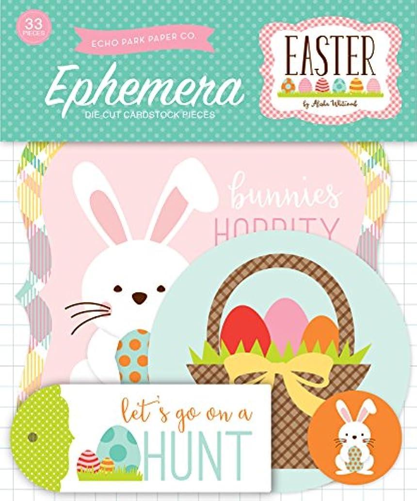 Echo Park Paper Company Easter Ephemera