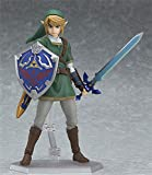 NEW hot 14cm The Legend of Zelda Twilight Princess Action figure toys doll Collectible toy Christmas gift with box