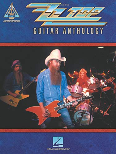 Partition : Zz Top Guitar Anthology Guit.Tab