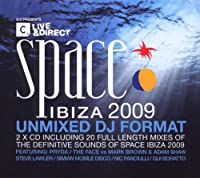 Space Ibiza 2009 - Unmixed