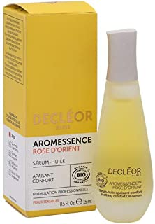 Decleor Organic Harmonie Calm Aromessence Rose Soothing Facial Oil Serum 15 ml, 15 ml