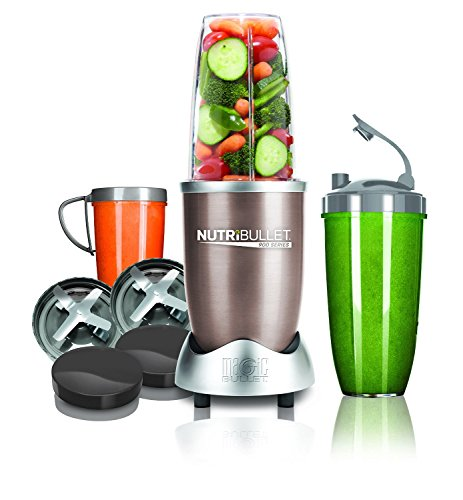 Premium Blender for Smoothies Small Personal Food Processor Cup Magic Bullet Combo Electric Nutri for Juicing Meat Fruit and Vegetable