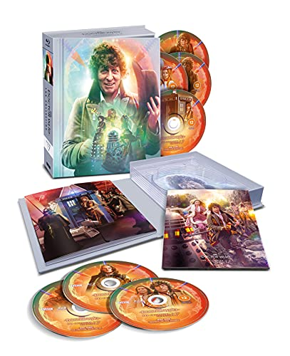 Doctor Who - The Collection - Season 17 - Limited Edition Packaging [Blu-ray] [2021]