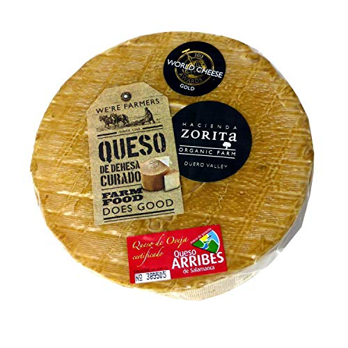 spanischer Schafskäse würzig +9 Monate gereift, World Cheese Awards GOLD ca 1kg
