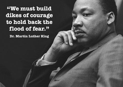 Martin Luther King jr, 8 - schwarze ICON - motivational - berühmtem Spruch Zitate - A3 poster, Druck, Bild