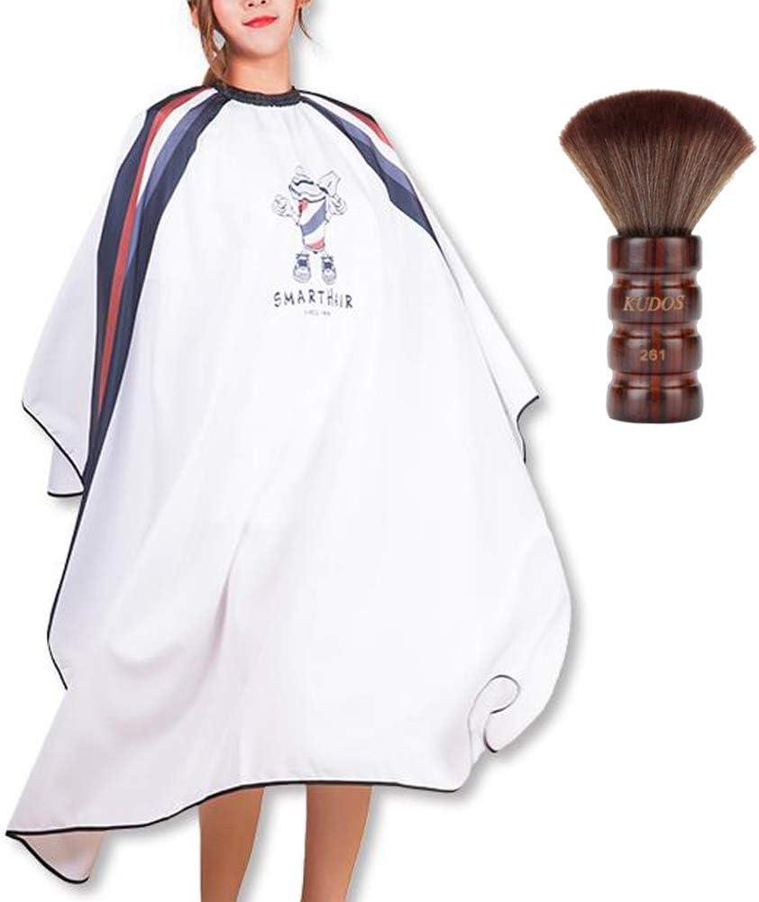 Adulto Profesional Barbero Capa Salón Peluquería Corte De ...