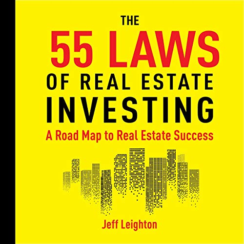 55 Laws of Real Estate Investing Titelbild