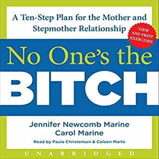 No One's the Bitch audiobook cover art