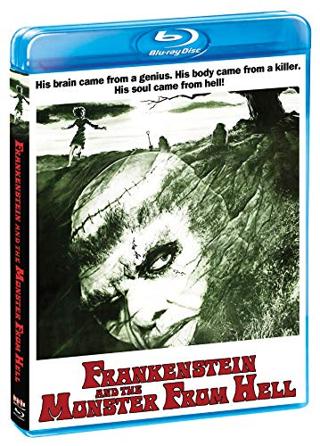 Frankenstein and the Monster from Hell - Blu-ray