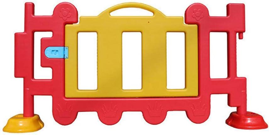 GUO@ Parque de atracciones multi-/ángulo Parque infantil Beb/é pl/ástico Hogar valla de juego Barandilla infantil Barandilla infantil Centro de actividades para ni/ños