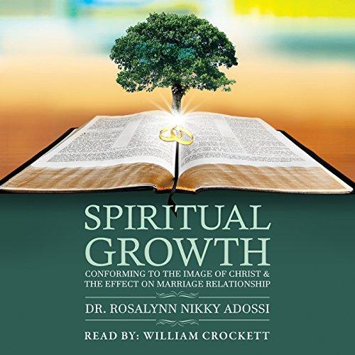 Spiritual Growth audiobook cover art