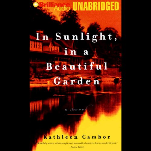 In Sunlight, in a Beautiful Garden audiobook cover art
