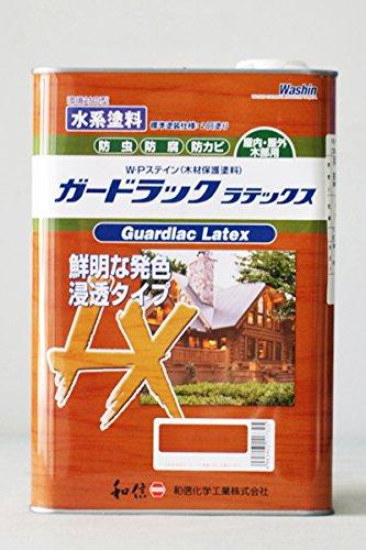 ガードラックラテックス LX-1(ブラック) 3.5Kg
